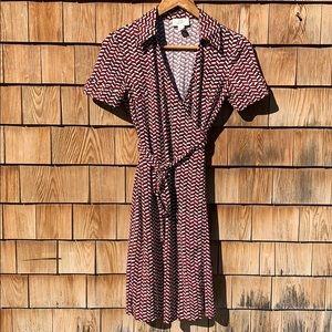 Loft | Wrap Dress